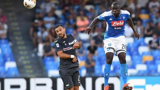 """Quagliarella: """"Napoli è sempre stato il mio sogno da bambino"""""""