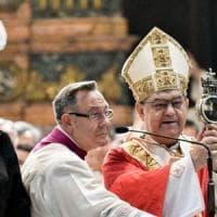 """San Gennaro: il sangue si è sciolto. """"Camorra e lavoro"""": il grido del cardinale"""
