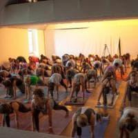 Napoli, torna il Festival dello Yoga