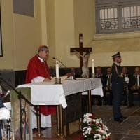 Napoli, celebrata nella caserma Zanzur la messa per San Matteo, patrono della Guardia di finanza
