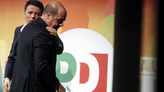 Il lanciafiamme di Italia Viva sul Pd