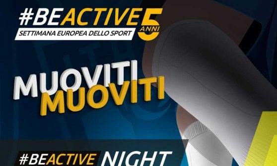 Settimana europea dello Sport: apertura a Casalnuovo con Josefa Idem
