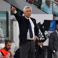 Napoli, Ancelotti esalta la coppia Llorente-Milik: