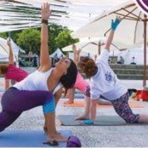 Tutto pronto a Salerno per lo Yoga Expo