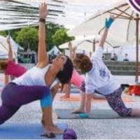 Tutto pronto a Salerno per lo Yoga Expo