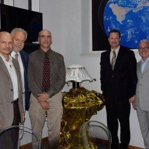 """La Nasa a Napoli est: visita nella sede del polo aerospaziale """"Fabbrica dell'innovazione"""""""