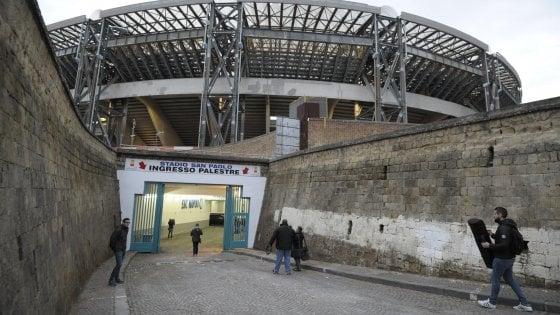 Napoli, trovato l'accordo con il Comune per la convenzione del San Paolo: