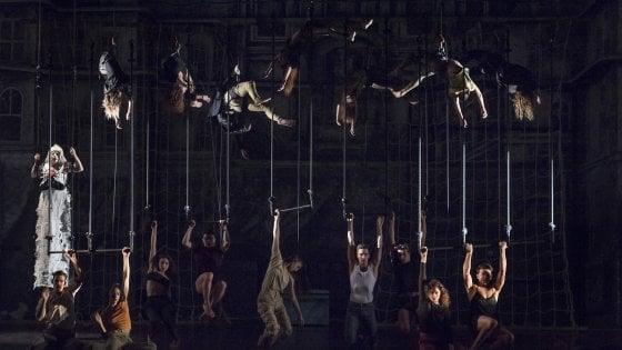 "Nasce ""Campania Dance Program"": le compagnie a sistema"
