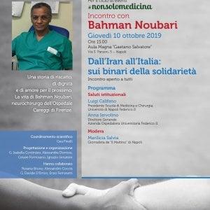 """""""Dall'Iran all'Italia: sui binari della solidarietà"""", a Napoli incontro con Bahman Noubari"""