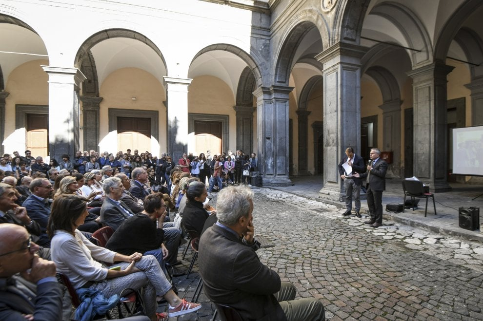 La commemorazione di Daniela Lepore a Palazzo Gravina