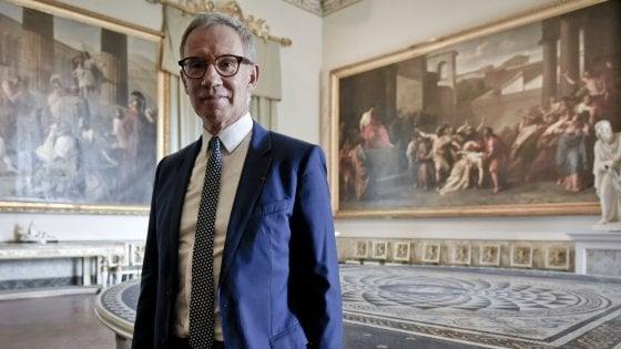 """Bellenger riconfermato alla guida di Capodimonte: """"Ora la sfida è il Grande Progetto Capodimonte"""""""