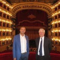 Lissner al San Carlo di Napoli con de Magistris