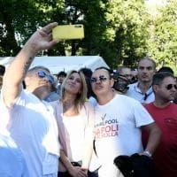 Italia a Cinque stelle, selfie con Virginia Saba