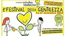 """Parte da Napoli il primo """"Festival della gentilezza"""""""