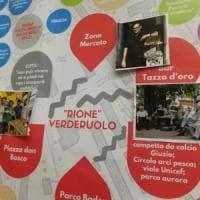 Potenza, nel quartiere Verderuolo si sperimenta la mappa di comunità