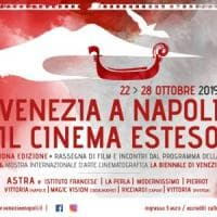 Cinema: Venezia a Napoli con 30 anteprime dalla Mostra