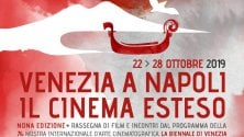 Venezia a Napoli con 30 anteprime dalla Mostra