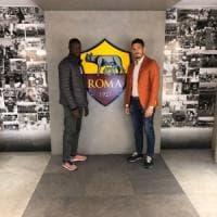 Il sogno si avvera. Una promessa dell'Afro Napoli United approda alla Roma: