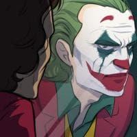 Joker, il disegno di Lorenza Di Sepio