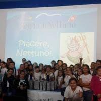 """""""Piacere, Nettuno"""": così gli studenti di Barano d'Ischia imparano"""