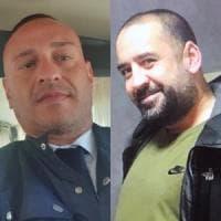 Omicidio Belardinelli, foto di Cutolo e il padrino sul profilo del tifoso