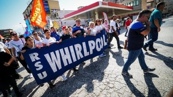 """Whirlpool, Boccia: """"No a pregiudizi, il Governo incontri il nuovo investitore"""""""
