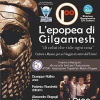 """""""L'epopea di Gilgamesh"""", rock e mitologia sumerica al Mav di Ercolano il 26 ottobre"""