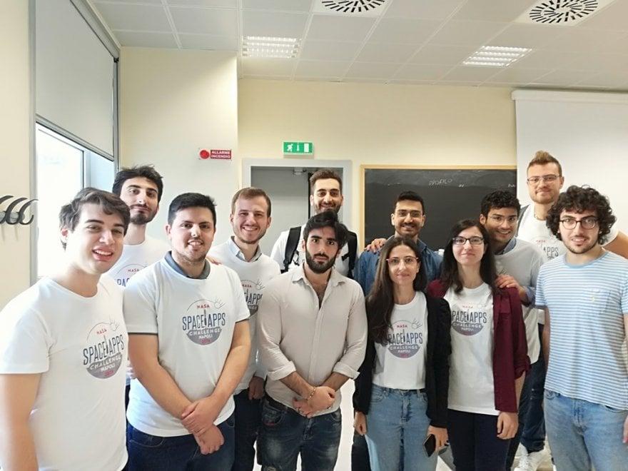 Space Apps Napoli, gli studenti in gara per progettare il futuro nello spazio
