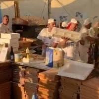 Evento da record a Torre Annunziata: quasi 11mila pizze sfornate in 14 ore