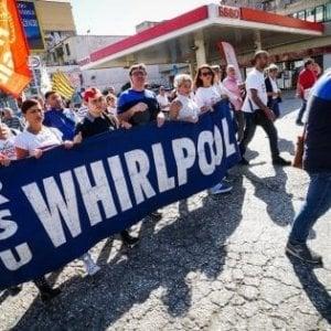 """Whirlpool, l'annuncio dei sindacati: """"Sciopero generale il 31 ottobre"""""""