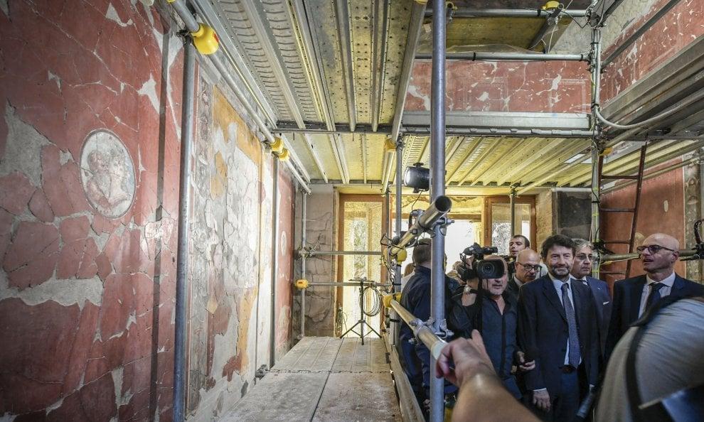 Riapre la Casa del Bicentenario l'ultima meraviglia di Ercolano