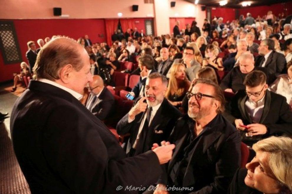Successo per la serata di gala del Premio Penisola sorrentina a Piano di Sorrento