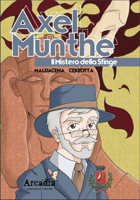 Axel Munthe e il mistero della Sfinge di Massimo Cerrotta e Roberto Maldacena