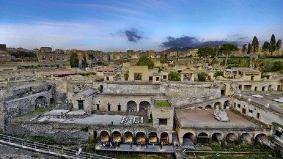 Napoli, musei e Scavi gratis: c'è anche Ercolano tra i siti da riscoprire