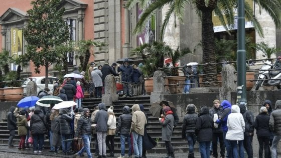 Musei gratis, boom al Mann e a Pompei
