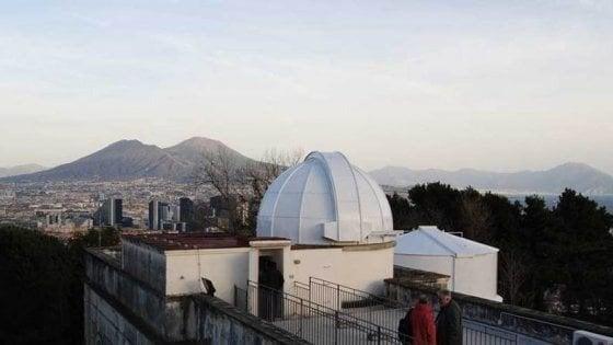 Osservatorio astronomico, una serata dedicata ad Annibale de Gasparis