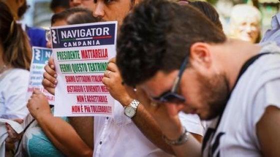 """Navigator,  Anpal: """"La Campania non dà ok all' assunzione"""""""