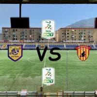 La Juve Stabia ferma la capolista Benevento, il derby campano finisce  1-1