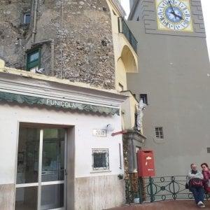 Capri, ancora out la funicolare: è la settima volta nel 2019