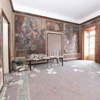 Lo sfregio all'ex convento di sant'Eligio; affreschi abbandonati e vandalizzati