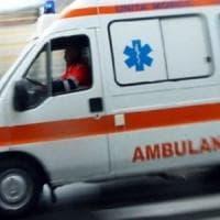 Avellino, incidente sul lavoro: operaio cade da una scala di tre metri
