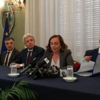 Potenza, ministro Lamorgese: