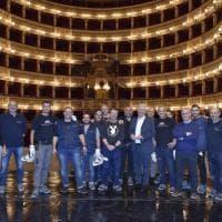 San Carlo, Nastasi incontra Lissner in teatro