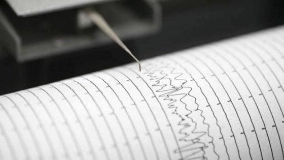 Terremoto, scossa di magnitudo 3.1 nel golfo di Salerno