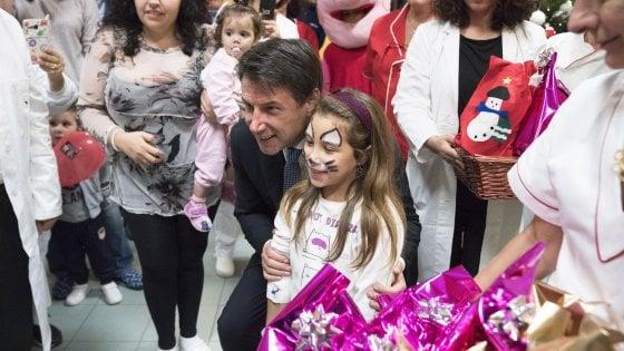 """Conte: """"Se riparte il Mezzogiorno riparte l'Italia"""""""