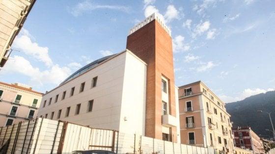Castellammare, svolta per la biblioteca comunale: dopo 5 anni di stop ripartono i lavori