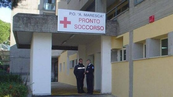 Sanità: al Pronto soccorso dell' ospedale di Torre del Greco solo 5 medici