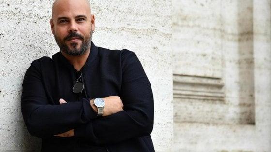Cinema: Marco D'Amore in diretta dalla redazione di Repubblica Napoli