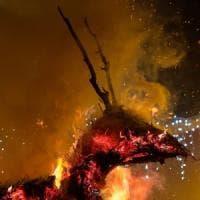 """Tradizione e cultura, l'Alta Irpinia riscopre i """"Riti di fuoco"""""""