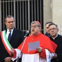 Napoli, l'appello del cardinale Sepe: